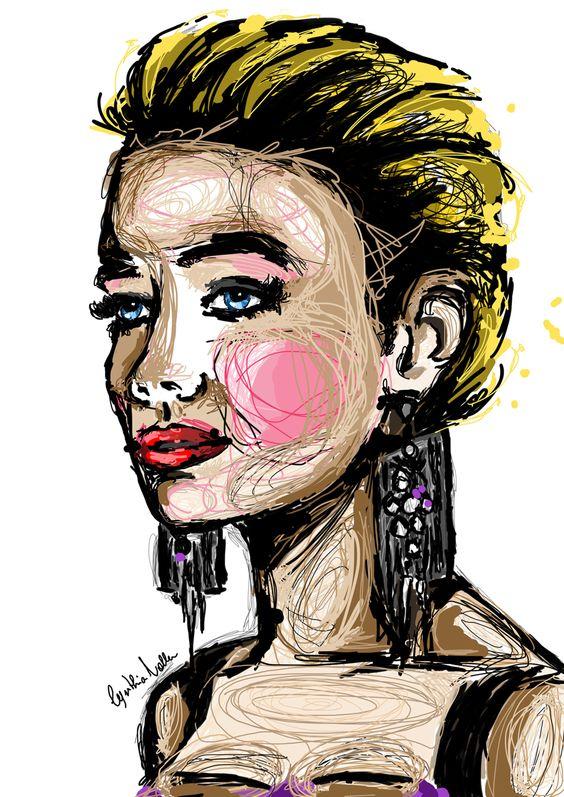 #ilustração #illustration #cynthiavollu