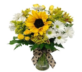 Sparkling Sunshine Bouquet: