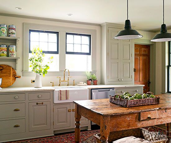 English Cottage Style For Your Inner Austen Hue Color And Kitchen Cabinetry