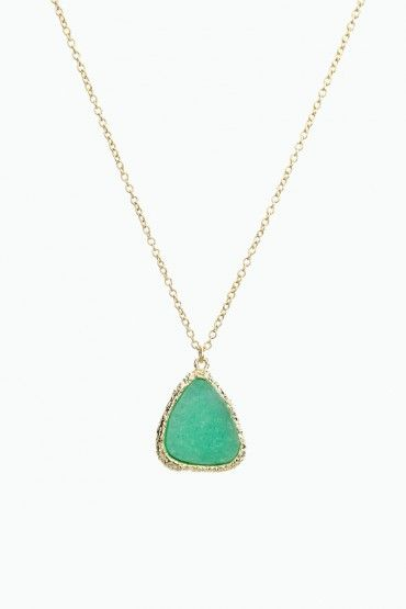 http   www.wanelo.com women Geo+Stone+Necklace+Small+in+Jade+-+ShopSosie.com-1031250.html   b43fb0b01b
