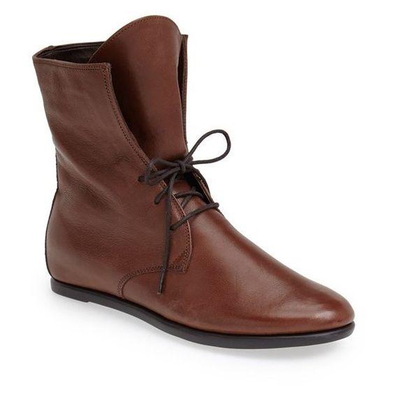 "The FLEXX 'Sicilian' Leather Bootie, 1"" heel"