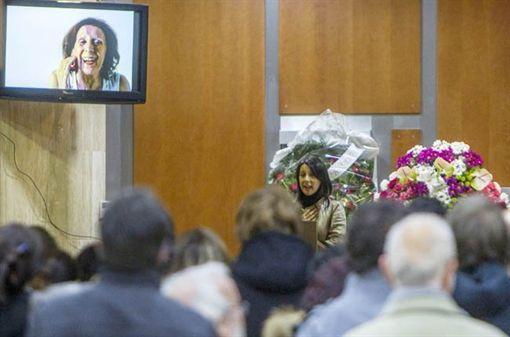"""EL ÚLTIMO ADIÓS A MARIVÍ BILBAO ES SIMPLEMENTE UN """"HASTA LUEGO""""  http://www.europapress.es/chance/tv/noticia-ultimo-adios-marivi-bilbao-simplemente-luego-20130405104210.html"""
