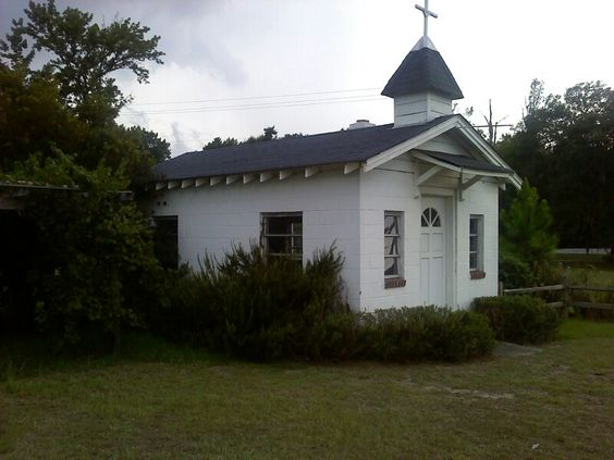 Prayer Chapel Ladys Island Sc House Styles Beautiful Places Country Life