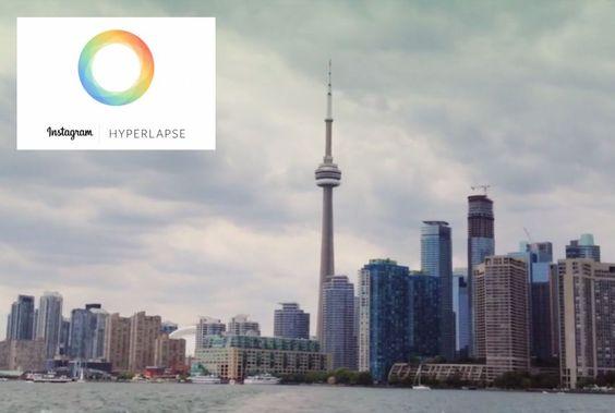 Instagram lança aplicativo de vídeo sensacional chamado Hyperlapse