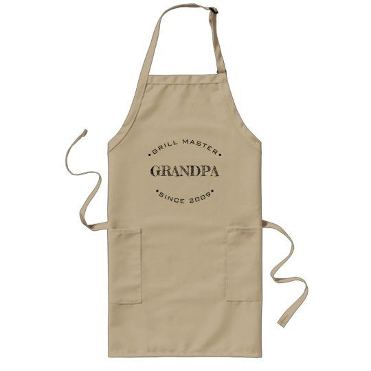 Personalised Black Apron with Name BBQ King//Queen Personalise with Any Name for Any BBQ Fanatic