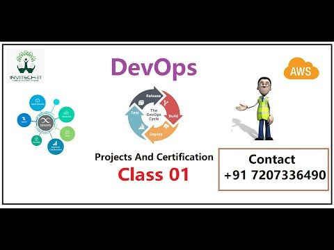 Devops Training For Beginners Devops And Aws Projects Invitech