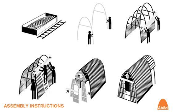 Casa que se ensambla en menos de un día - Noticias de Arquitectura - Buscador de Arquitectura