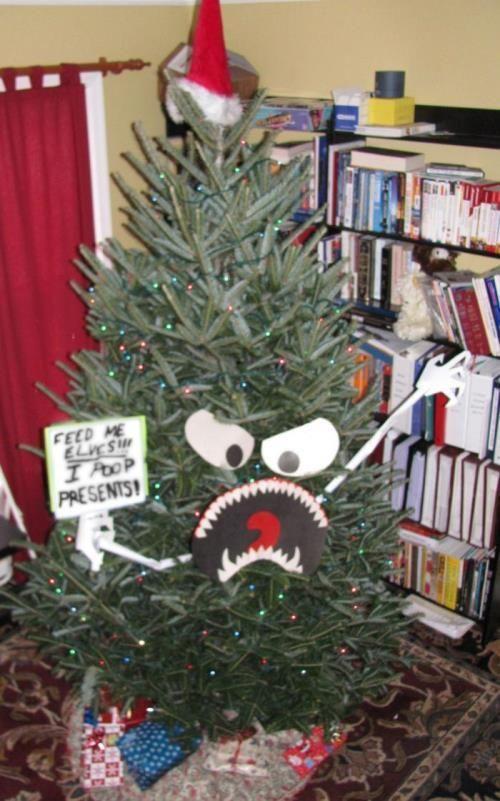 Best Christmas Tree Ever Funny Christmas Tree Cool Christmas Trees Christmas Humor