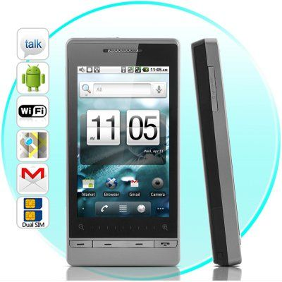 BilligShop - Android 2.2 Phone with 3.2 Inch HD Touchscreen-end 31/7, $75.00 (http://www.billigshop.mobi/android-2-2-phone-with-3-2-inch-hd-touchscreen-end-31-7/)
