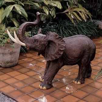 Triumphant Entry Elephant Sculpture Was: $649.00           Now: $599.00