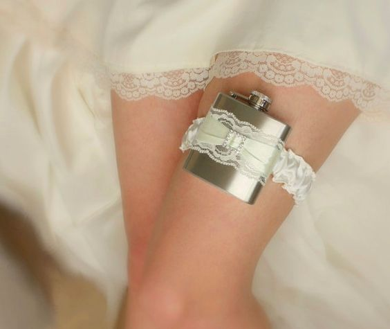 Hey, I found this really awesome Etsy listing at https://www.etsy.com/listing/90502005/ivory-flask-garter-with-rhinestone