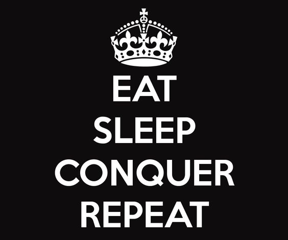 Wwe brock lesnar eat sleep conquer repeat wallpaper
