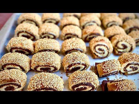 طريقه عمل منين بالعجوه والقراقيش الساده احلى قراقيش مع كوب شاى بالبن وفرحى ولادك والطعم المظبوط Youtube In 2021 Healthy Dessert Desserts Food