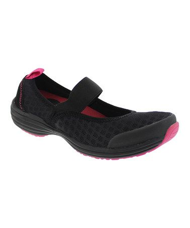 This Black O2 Life Laguna Walking Shoes - Women is perfect! #zulilyfinds