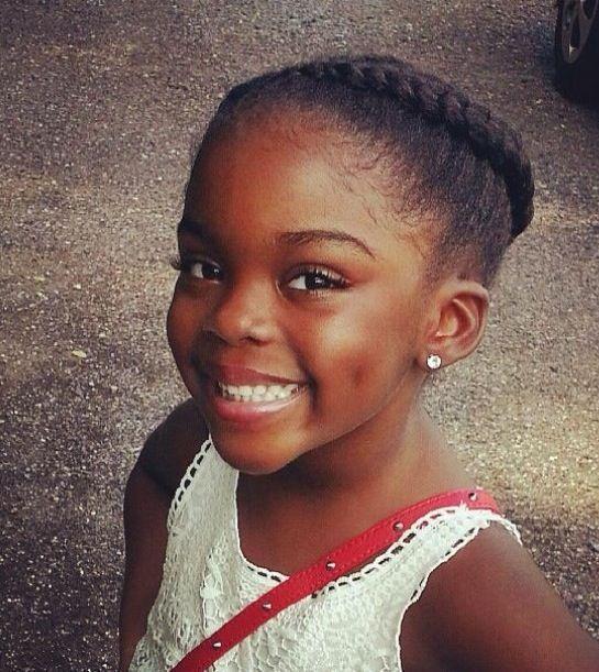 easy braid hairstyles for kids : 50 Cute Easy Hairstyles for Black Girls Cute Hairstyles For School ...