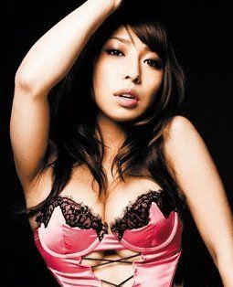 Beautiful Japanese Actress - Arisa Oda or Mika Kayama