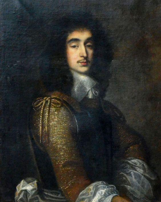 Jean Le Ver, seigneur de Villers, régiment de Lorraine (1636-1670), French school, circa 1660