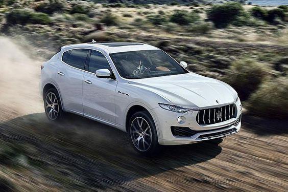 Maserati Levante                                                                                                                                                      Mehr