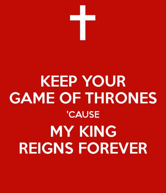 Keep your game of thrones