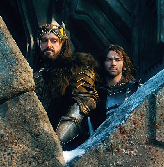 The Hobbit: The Battle of the Five Armies - I am not emotionally ready to watch this again. *cries*
