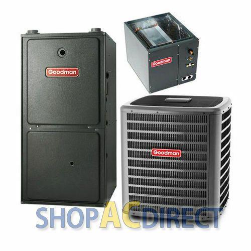 3 5 Ton 14 Seer Ac 120000 Btu 80 Gas Furnace Gsx140421 Gmh81205dn Capf4860d6 Gas Furnace Furnace 5 Ton Ac