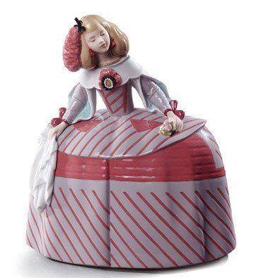 Lladro Sweet Menina Figurine. #Lladro #Statue #Sculpture #Decor #Gift #gosstudio .★ We recommend Gift Shop: http://www.zazzle.com/vintagestylestudio ★