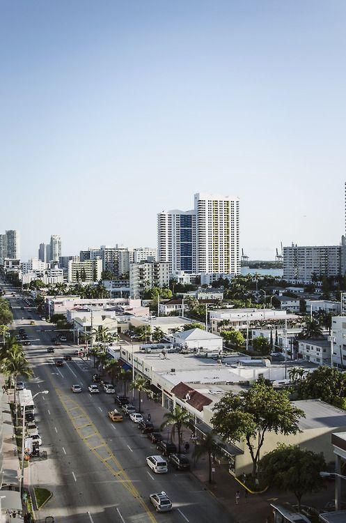 South Beach, Miami.