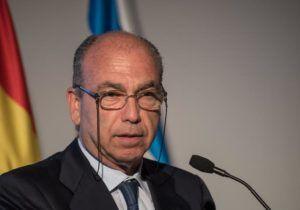 Isaac Querub presidente de FCJE