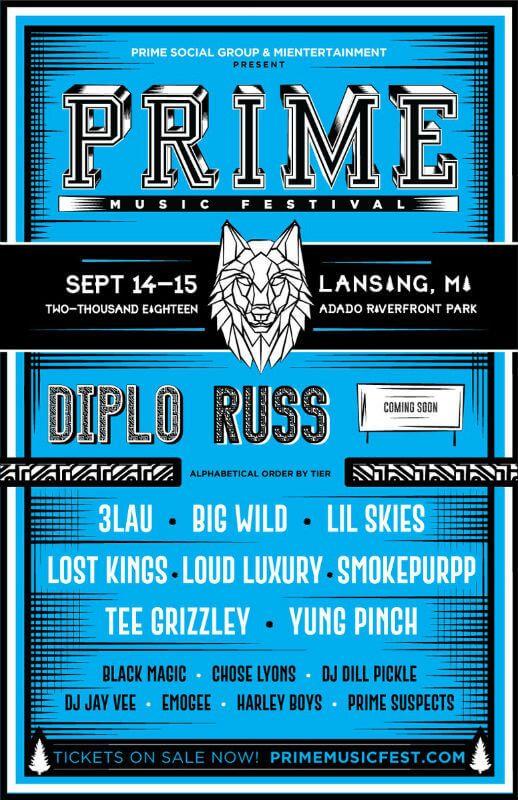 Prime Music Festival 2018