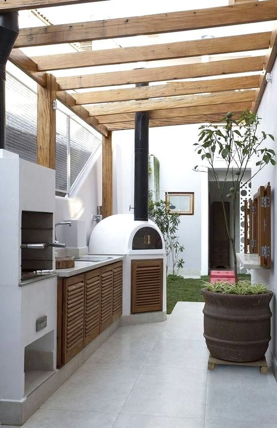 35 Fun Outdoor Kitchen Ideas 2020 For Your Inspiration Outdoor Kitchen Design Outdoor Kitchen Design Layout Outdoor Living Blog