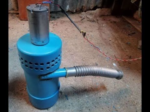 How To Make A Vacuum Cleaner Very Powerful Dust Collector Youtube Vacuum Cleaner Cleaning Dust Dust Collector