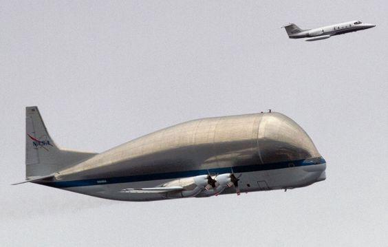 nasa transport plane - photo #14