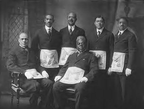 HISTORY OF BLACK EDUCATION AND ASSOCIATION: PRINCE HALL FREEMASONS ...