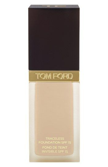 sample this in alabaster.  Tom Ford 'Traceless' Foundation | Nordstrom