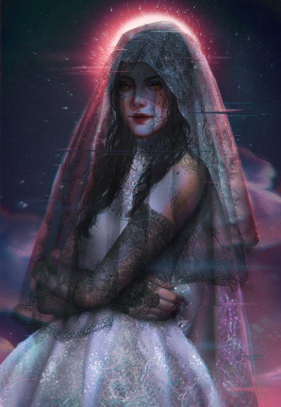 Afbeeldingsresultaat voor queen levana art