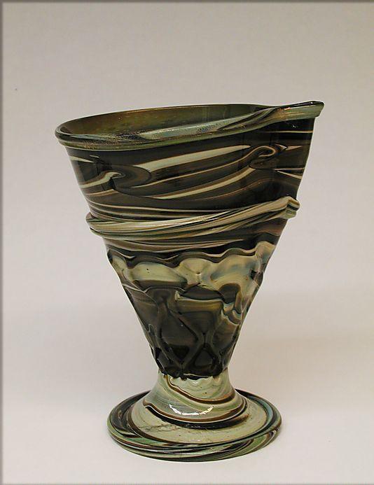 quartz roman drinking vessels | Jug, late 17th–early 18th century French, Nevers or Nivernais region ...