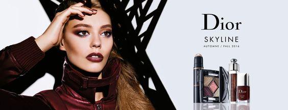 Maquillage Dior Skyline