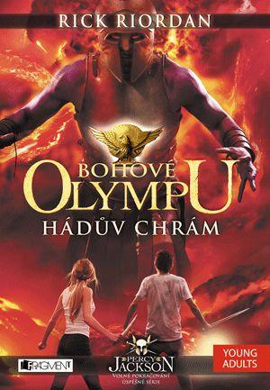 Bohové Olympu – Hádův chrám [E-KNIHA] | Knihy | Internetové knihkupectví | Knižní nakladatelství Fragment