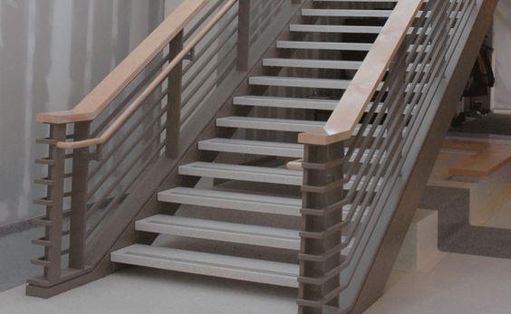 Epoxy Flat Treads Tectura Designs 103 Cleveland