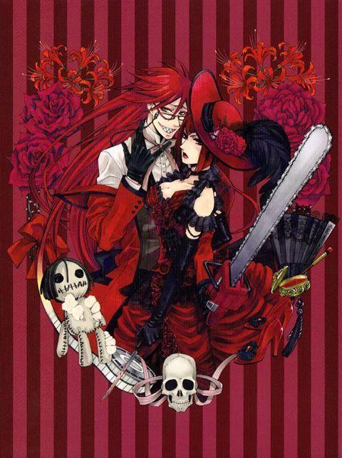 Manga alire ou a voir: Black Butler Kuroshitsuji