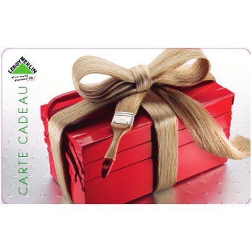 Carte Cadeau Leroymerlin Carte Cadeau Cadeau Et Idees Cadeaux