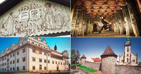 Putování letním Českem: Východní Čechy se světovým unikátem!