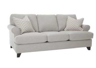 Decor-rest Fabric condo sofa 2464 | UrbanCabin