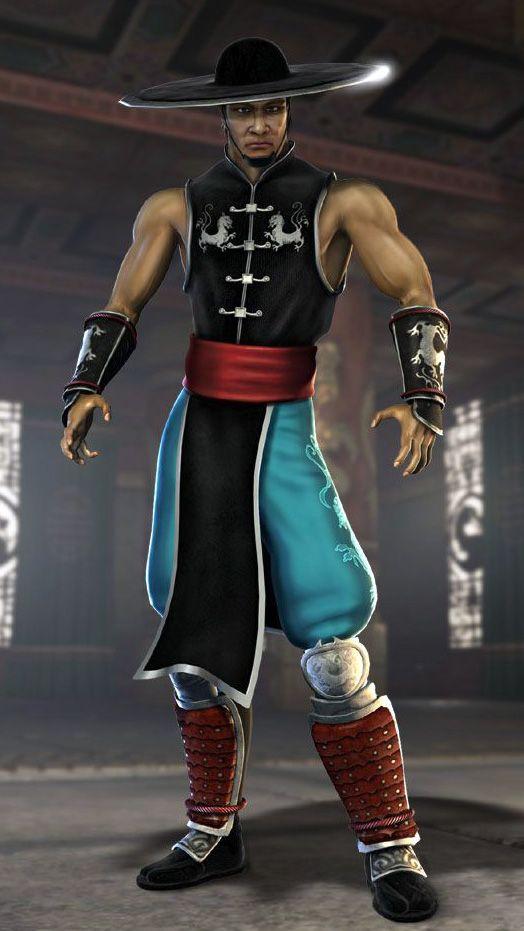 Kung Lao Mortal Kombat 2 Mortal Kombat Characters Mortal Kombat