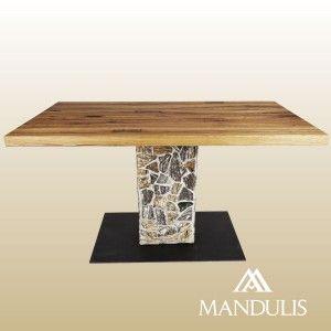 Tisch ist nicht gleich Tisch und Stühle können sehr persönlich sein.