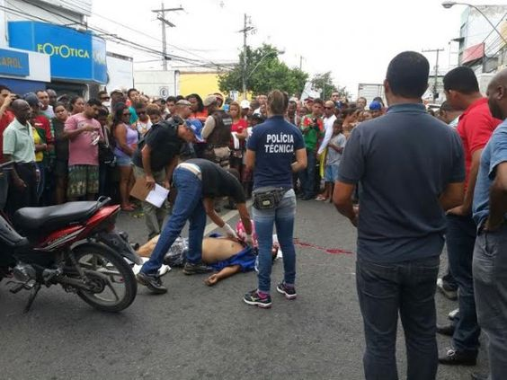 Observador Independente: FEIRA DE SANTANA: Acidente de moto mata uma pessoa...