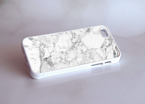 White Marble case iPhone 6s 5s 5c 4s 6 Plus case, iPod case, iPad case, Samsung Case, HTC Xperia Nexus LG Cases