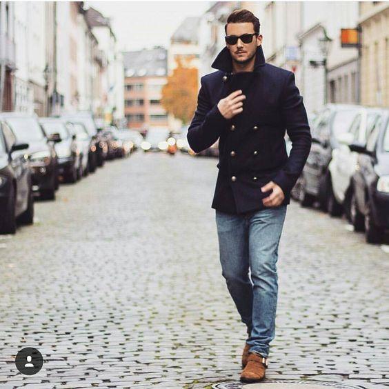 "Behn Watson on Instagram: ""Love the coat @sandroisfree"":"