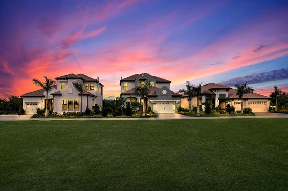 Enjoy Limitless Views Like This In Southshore Yacht Club Tampa Homes Waterside Living Eagle Homes