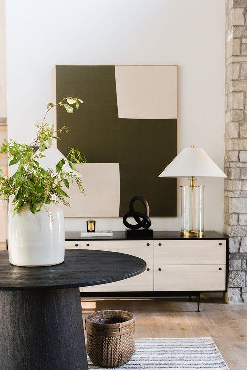 Stylish Home Decor Concept